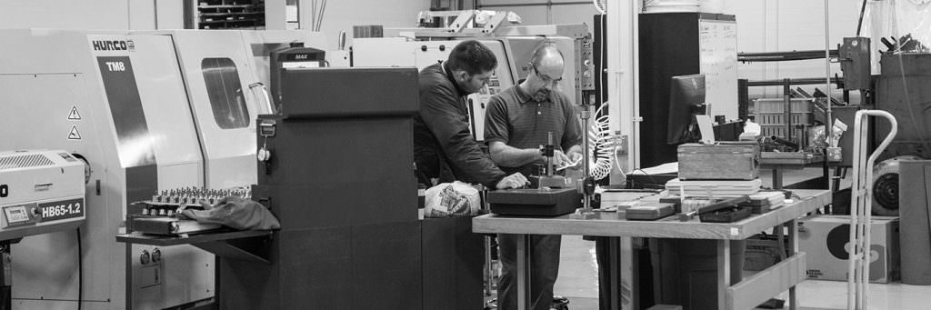 Ball Bearing Transfer Manufacturing Plant